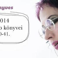 2014 legjobb könyvei: 50-41.