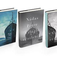 Így készült a Nádas-memoár borítója