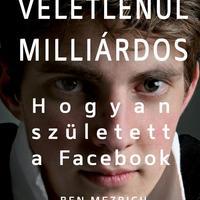 Megjelent a Facebook-könyv! - Részlet