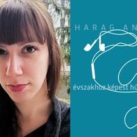 Harag Anita nyerte idén a Horváth Péter Irodalmi Ösztöndíjat