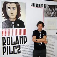A magyar képregényrajzoló a holland sajtó agyát mossa