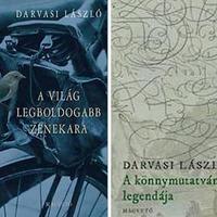 Játék- Nyerd meg Darvasi László könyveit!
