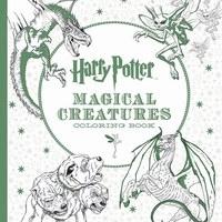 Saját színezőt kaptak a Harry Potter-sorozat varázslényei