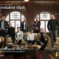 Libri irodalmi díjak - Megvan a tíz döntős!
