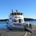 Hajókönyvtár viszi el a legújabb könyveket a szigeteken élő svédeknek