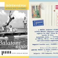 Így nyaraltak a magyar írók a Balatonon