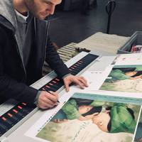 Quentin Gréban: Egy könyv illusztrálása nagyon is önző élvezet