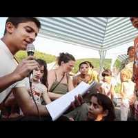 Alkotótábor és örömzene az ózdi Hétes telepen - Videó