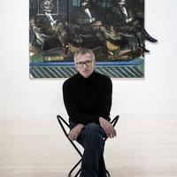 Egy kiállítás képe – Barnás Ferenc: Egyszer aztán később