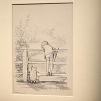 Mennyit fizetnél a világ leghíresebb Micimackó rajzáért?