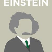 Képek, ábrák, infografikák magyarázzák el Albert Einstein életét
