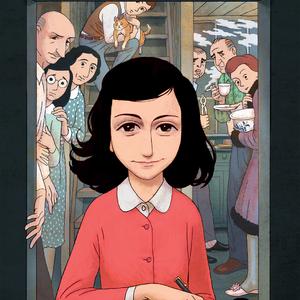Képregényben elevenedik meg Anne Frank története