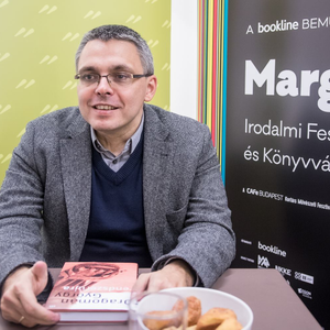 Dragomán György: Gondolkodni kell azon, hogyan őrizhető meg az emberség a technikai feltételek ellenére