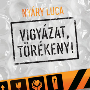 Szívünk rajta: Nyáry Luca regénye lett a hónap könyve