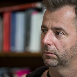 Grecsó Krisztián: A szenvedés története nekem nem segít, csak a gyöngeség felvállalása