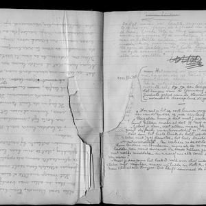 Eddy de Wind az SS-tisztek jegyzetfüzetébe írta meg memoárját Auschwitzról