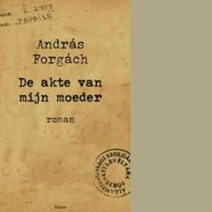 Forgách András könyve is esélyes a holland irodalmi díjra