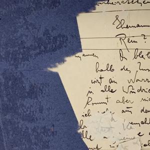 Sosem látott dokumentumok kerültek elő a Kafka-hagyatékból
