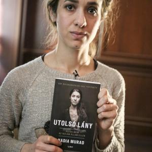 Nadia Murad, Az utolsó lány szerzője kapja az idei Nobel-békedíjat