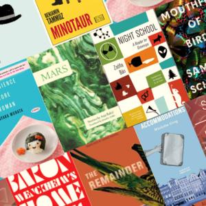 Krasznahorkai és Bán Zsófia angol nyelvű könyvei a kedvencek között