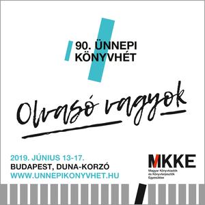 Új helyszínen, a Duna-korzón lesz a Könyvhét