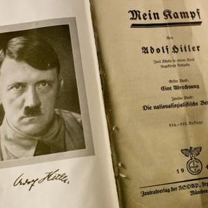 Neonáci fülszöveggel hirdette a Mein Kampfot az Amazon