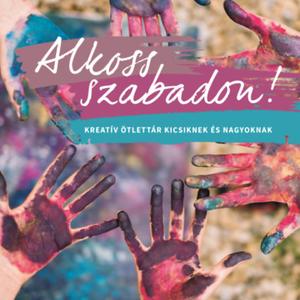 JÁTÉK - Nyerj könyvet és legyél kreatív egész nyáron!