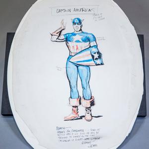 G.I. Joe és Amerika kapitány beköltöztek a Kongresszusi Könyvtárba