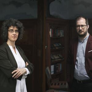 Szvoren és Krusovszky kapta a 2019-es Libri-díjakat