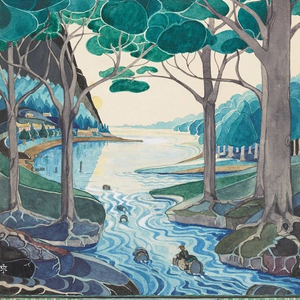 Tolkien így képzelte el Középföldét