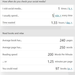 Hány könyvet tudnál elolvasni egy évben, ha lejönnél a közösségi médiáról?