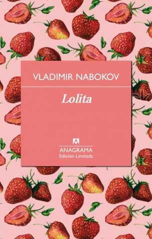 Néhány éve volt egy összeállításunk Szabó Leventéről, aki újratervezte a klasszikusok borítóit - a Lolitánál ő is az eperre szavazott, akár ez a 2016-os spanyol nyelvű kiadás (Leventéé azért jobb volt)
