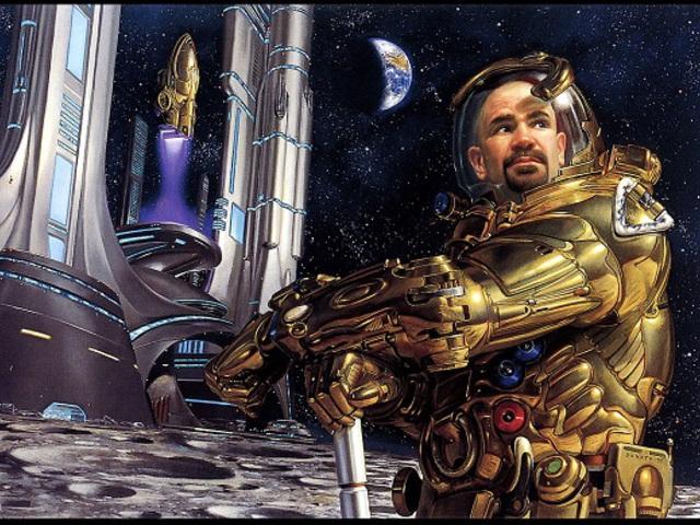 Clark Darlton: A titokzatos bolygó