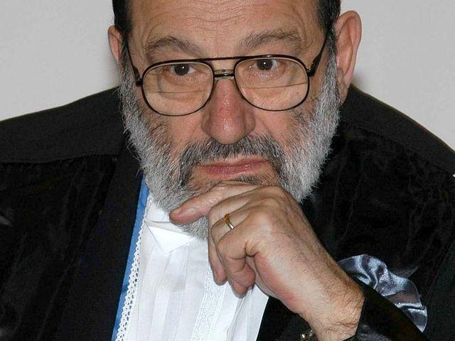 LIKE A GÉNIUSZ! Avagy: Kultúra 1 percben! Február 19.: E napon hunyt el Umberto Eco olasz író, irodalomkritikus és filozófus