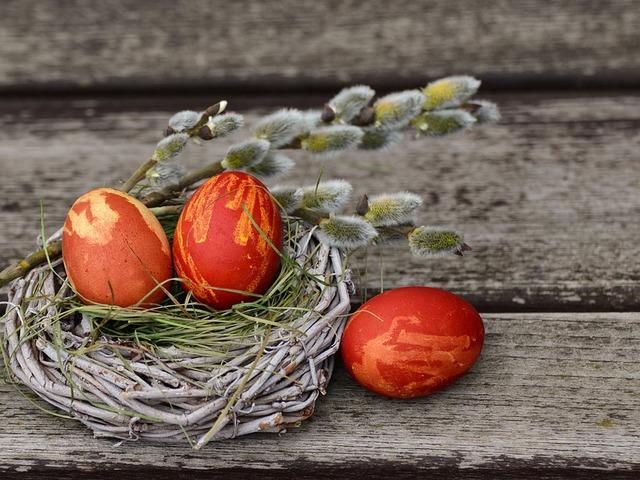 Szolgálati közlemény: Kellemes Húsvétot kívánunk!