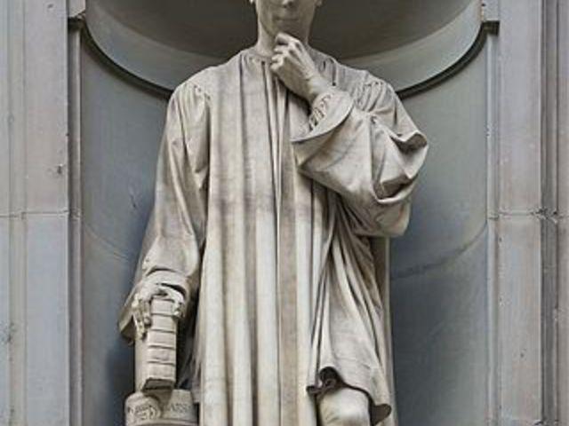 LIKE A GÉNIUSZ! Avagy: Kultúra 1 percben! Május 3.: E napon született Niccolò Machiavelli A fejedelem írója