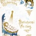 Az aranyszőrű bárány - Betlehemi csillag