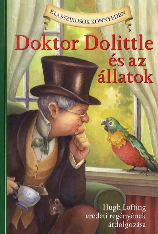 doktor dolittle es az allatok_hugh lofting eredeti regenyenek.JPG