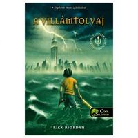 Rick Riordan: A villámtolvaj (Percy Jackson és az Olimposziak 1.)