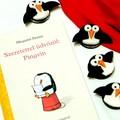 Megumi Iwasa - Jörg Mühle: Szeretettel üdvözöl: Pingvin