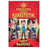 David Baddiel: Tökéletes szülő kerestetik