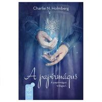 Charlie N. Holmberg: A papírmágus (A papírmágus trilógia 1.)