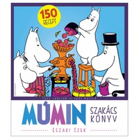 Tove Jansson - Sami Malila: Múmin szakácskönyv