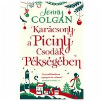 Jenny Colgan: Karácsony a Piciny Csodák Pékségében (Piciny Csodák Péksége 3.)