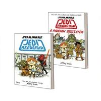 Jeffrey Brown: Jedi Akadémia 1-2.