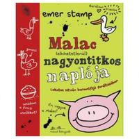 Emer Stamp: Malac (elhihetetlenül) nagyontitkos naplója