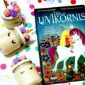Amy Krouse Rosenthal - Brigette Barrager: Uni, az unikornis
