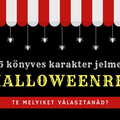 15+1 ötletes könyves karakter jelmez Halloweenre