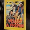 Könyvespolcom rejtekében 1. – Zane Grey: Végzet a prérin