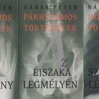 Nádas Péter – Párhuzamos történetek